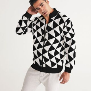 Abstract Triangle Modern Fantasy Clothing