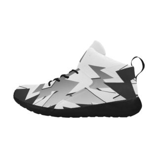 Abstract Men's Basketball Shoes